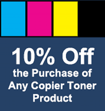 Special Offer, Copier Supplies in Phoenix, AZ